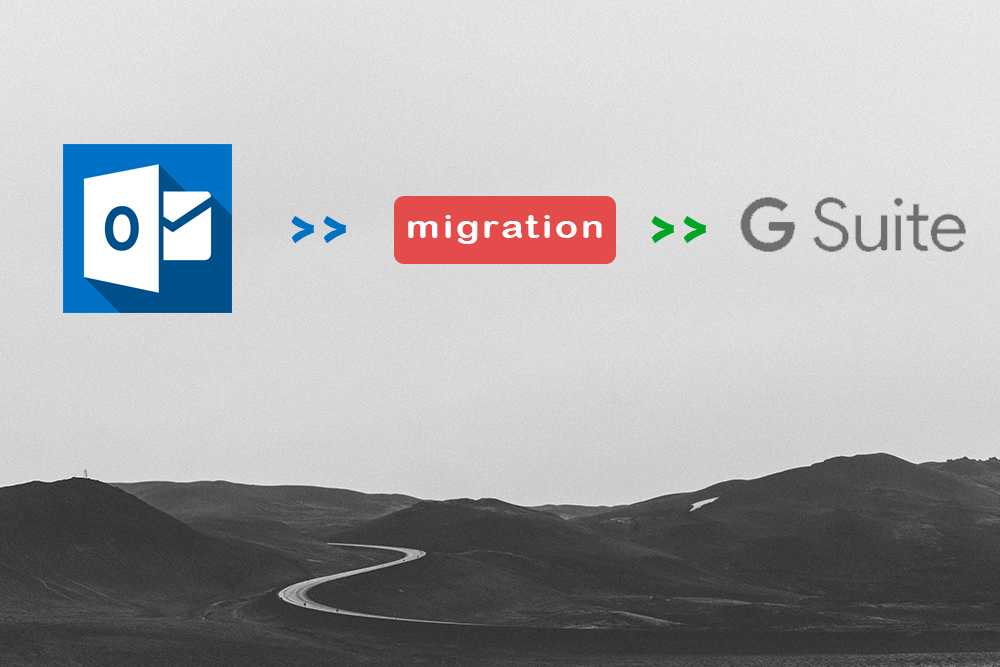 Outlook to G Suite Migration